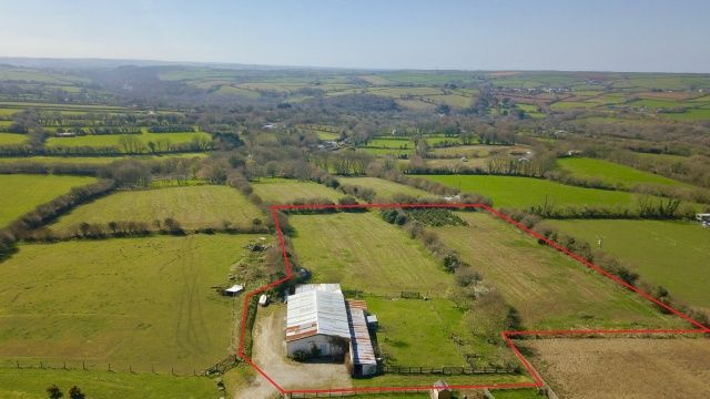 Thumbnail Property for sale in Helstone, Camelford