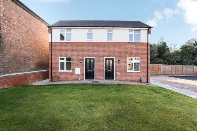 Thumbnail Semi-detached house for sale in Empress Road, Leagrave, Luton