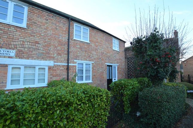 Thumbnail End terrace house to rent in Victoria Mews, Eastgate Gardens, Taunton, Somerset