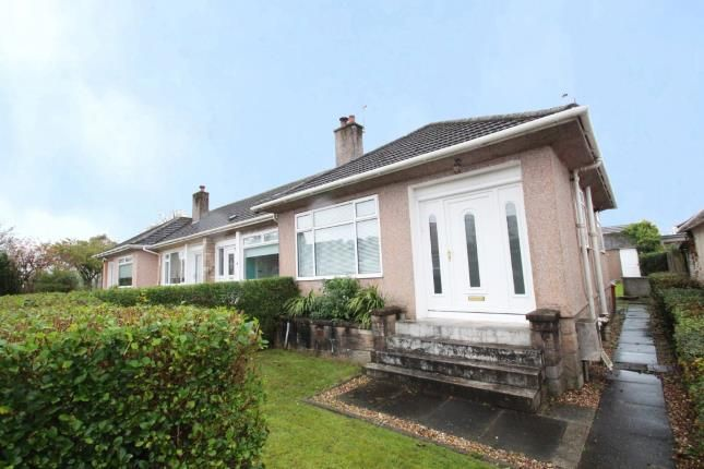 Thumbnail Bungalow for sale in Breadie Drive, Milngavie, Glasgow, East Dunbartonshire
