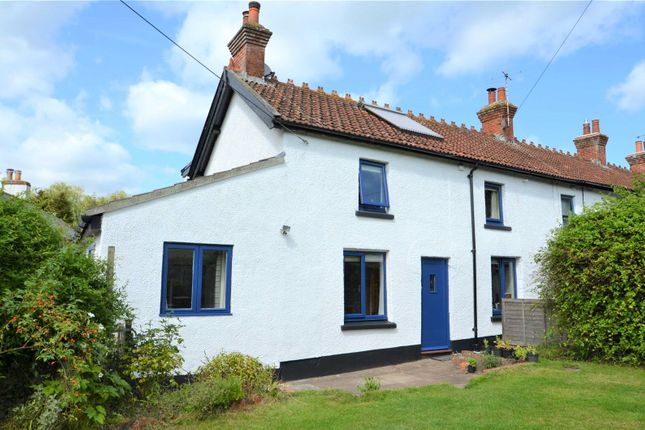 Thumbnail Semi-detached house to rent in Southview Cottage, Kerswell, Near Cullompton, Devon