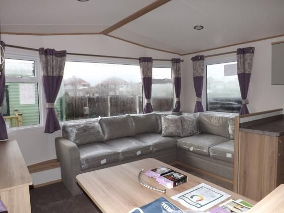 Living Room of Summerville Leisure Park, Acre Moss Lane, Morecambe, Lancashire LA4