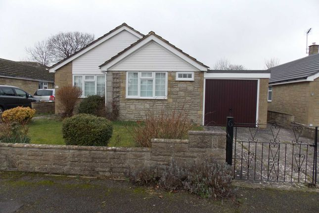 Thumbnail Detached bungalow to rent in Orchard Rise, Chesterton, Bicester