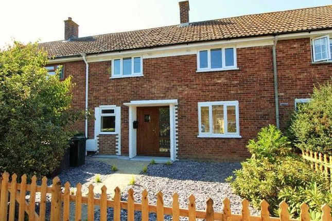 Thumbnail Terraced house for sale in Middle Close, Great Chart, Ashford