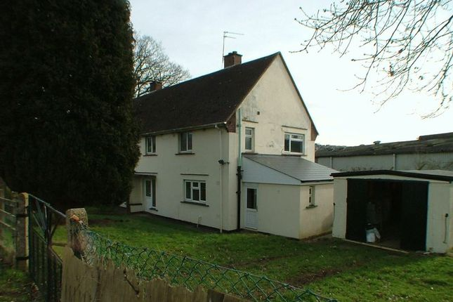 Thumbnail Semi-detached house to rent in Valley Road, Cinderford