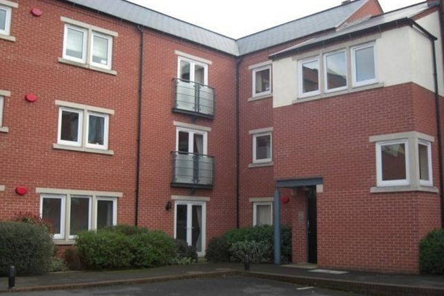 Thumbnail Flat to rent in Caesar Street, Chester Green, Derby