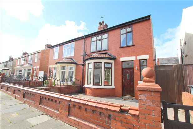 Thumbnail Property for sale in Bamton Avenue, Blackpool
