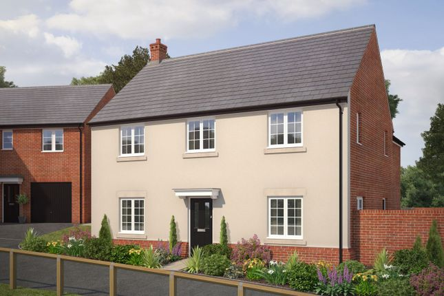 Thumbnail Detached house for sale in Laverton Road, Hamilton, Leicestershire