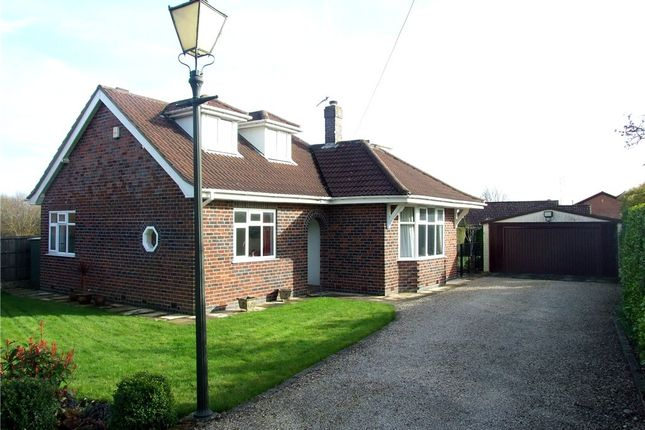 Thumbnail Detached bungalow for sale in The Croft, Foxlands Avenue, Allestree