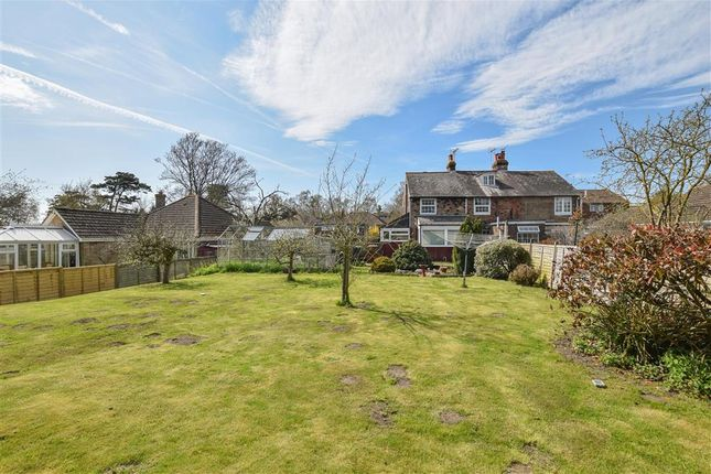 Thumbnail End terrace house for sale in The Street, Willesborough, Ashford, Kent