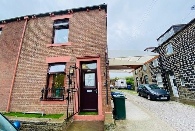 Thumbnail End terrace house for sale in Burnley Road East, Rossendale