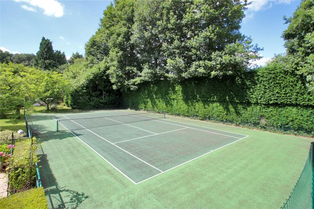 Tennis Court of The Chase, Kingswood, Tadworth, Surrey KT20