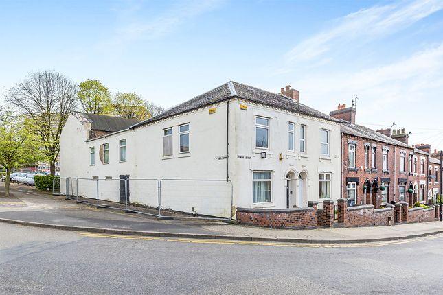 Thumbnail Terraced house for sale in Gilman Street, Hanley, Stoke-On-Trent