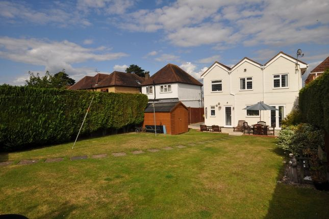Thumbnail Detached house for sale in Bryanstone Avenue, Guildford
