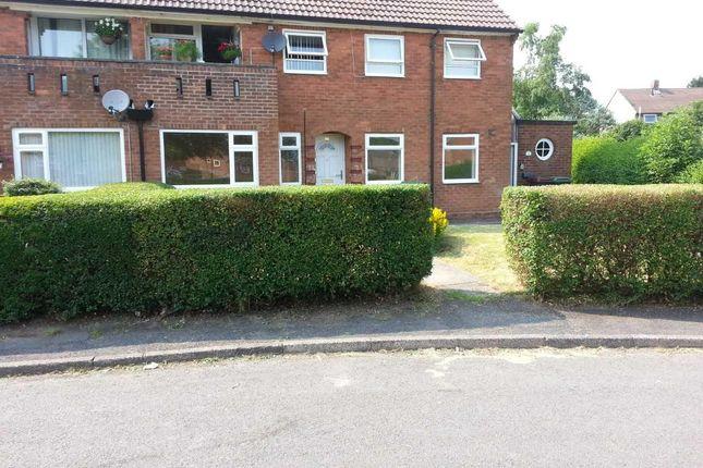 Thumbnail Flat for sale in Parish Close, Dawley, Telford