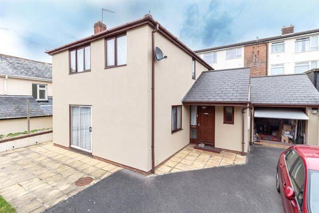 Thumbnail Detached house for sale in Clapper Lane, Honiton, Devon