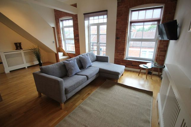 Thumbnail Flat to rent in Boot House, Henry Street, Northampton