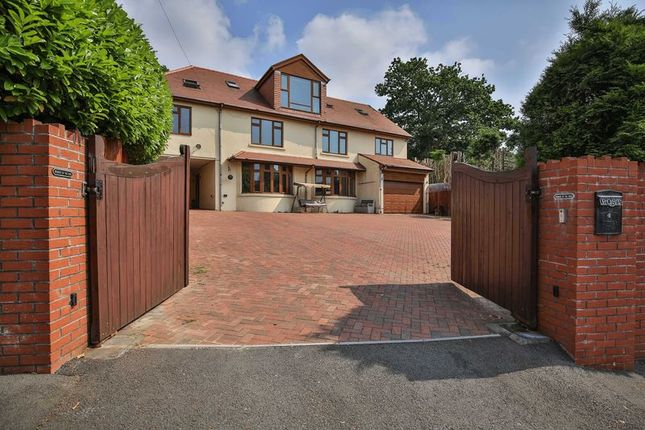 Thumbnail Detached house for sale in Ty-Gwyn Avenue, Penylan, Cardiff