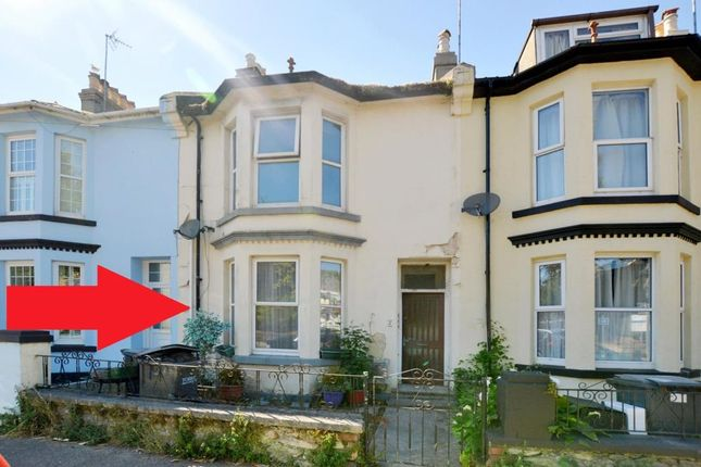 Thumbnail Flat for sale in Greenswood Road, Brixham, Devon