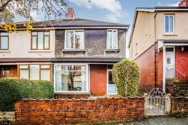 Thumbnail Semi-detached house for sale in Lynndale Avenue, Birkby, Huddersfield