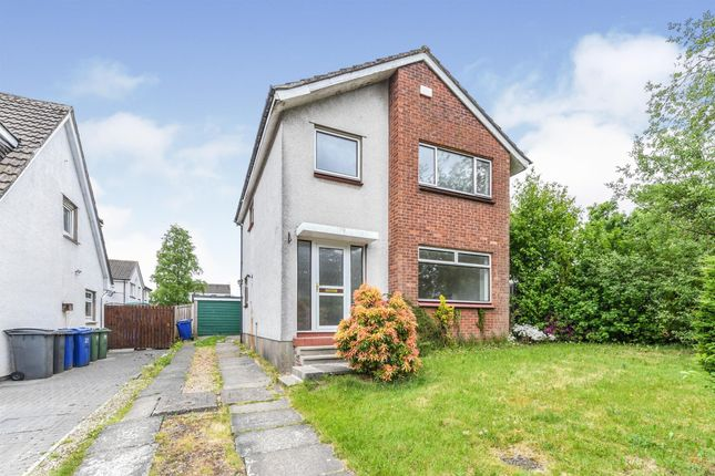 Thumbnail Detached house for sale in Whirlie Road, Crosslee, Johnstone