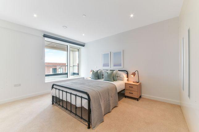 Bedroom of The Highwood, Elephant Park, Elephant & Castle SE17