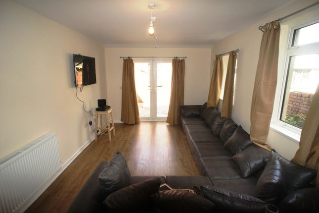 Thumbnail Terraced house to rent in Llanbleddian Gardens, Cathays, Cardiff.