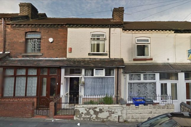 Thumbnail Terraced house to rent in King William Street, Stoke-On-Trent