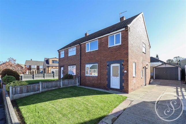 3 bed semi-detached house for sale in Woodland Grove, Swillington, Leeds LS26