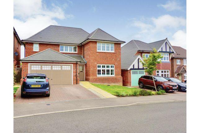 Thumbnail Detached house for sale in Jupiter Road, Evesham