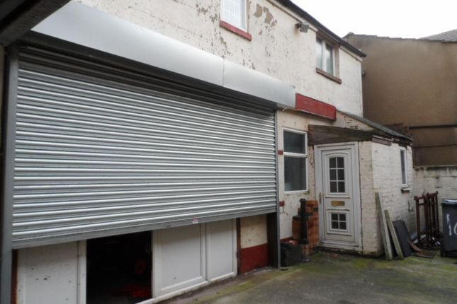 Light industrial for sale in Back Eaves Street, Blackpool