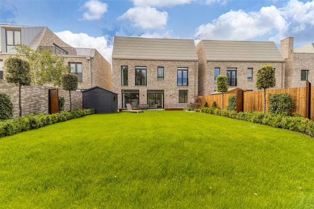 Thumbnail Detached house for sale in Athena At Knights Park, Eddington Avenue, Cambridge