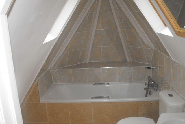 Tiled Bathroom of Sylvan Avenue, London N22