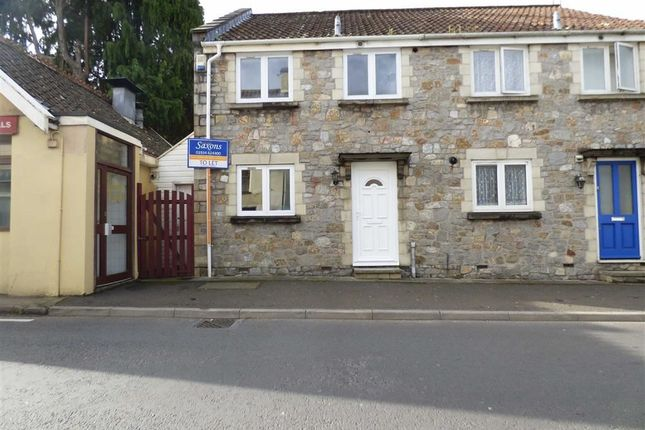 Thumbnail Semi-detached house to rent in School Close, Banwell