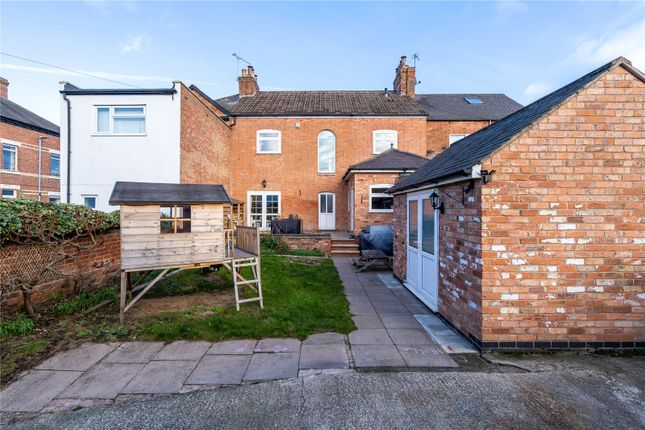 Rear Elevation of Wanlip Road, Syston, Leicester, Leicestershire LE7