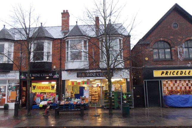 Thumbnail Flat to rent in High Street, Alfreton