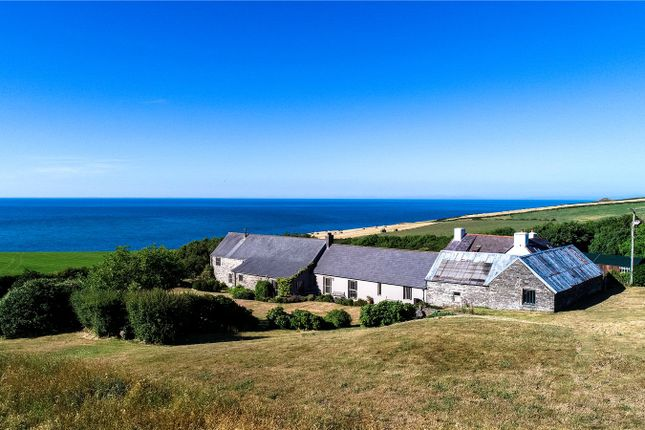 Thumbnail Detached house for sale in Crug Bychan, Ferwig, Cardigan, Cardiganshire