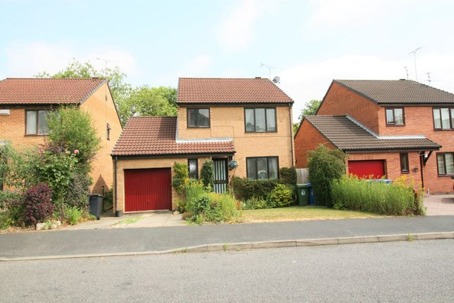 Thumbnail Detached house for sale in Highland Road, New Whittington, Chesterfield