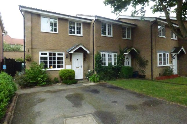 Thumbnail Terraced house for sale in Chepstow Close, Northampton