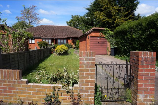 Thumbnail Semi-detached bungalow for sale in Mill Road, Waterlooville