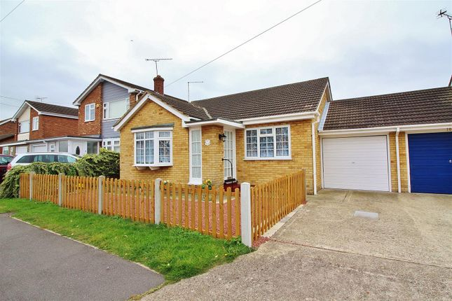 Thumbnail Semi-detached bungalow for sale in Winterswyk Avenue, Canvey Island