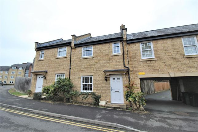2 bed terraced house to rent in Flowers Yard, Chippenham SN15