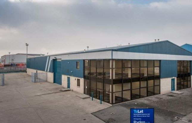 Light industrial to let in Hareness Circle, Aberdeen