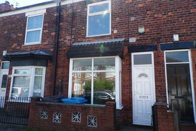Thumbnail Terraced house to rent in Endymion Street, Hull