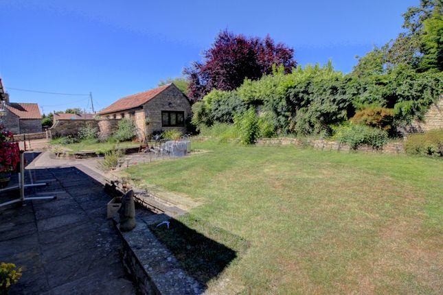 Rear Garden of Archers Way, Great Ponton, Nr. Grantham NG33