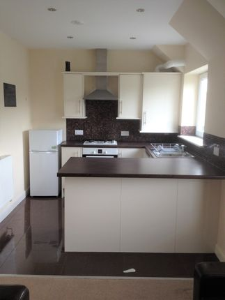 1 bed flat to rent in Foxhole Road, St. Thomas, Swansea SA1