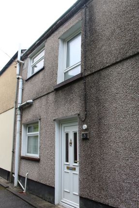 Thumbnail Terraced house to rent in Llwynypia Terrace, Tonypandy