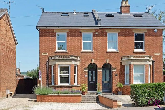 Thumbnail Semi-detached house for sale in Cirencester Road, Charlton Kings, Cheltenham