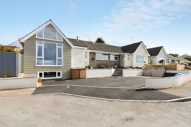 Thumbnail Detached bungalow for sale in Meadows Close, Portishead, Bristol