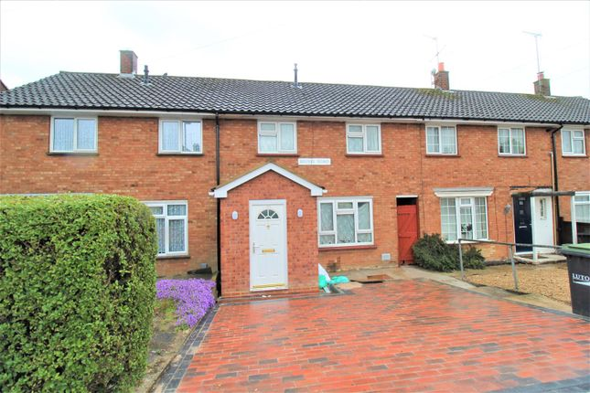 Thumbnail Terraced house to rent in Brunel Road, Luton